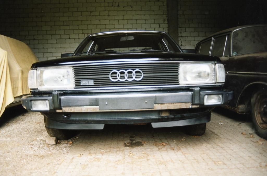 Audi 100 Typ 43 Gallery Garage Www Audi100 De