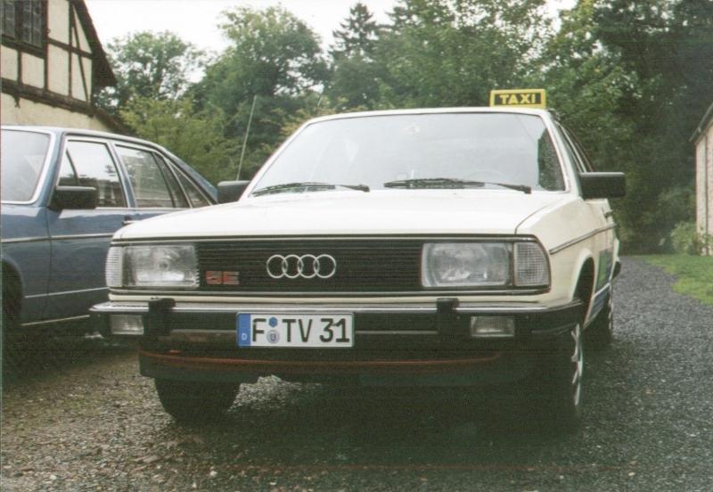 Audi 100 Typ 43 Gallery Special Www Audi100 De