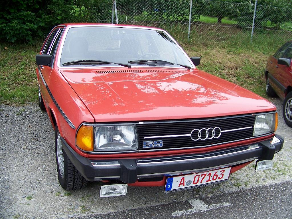 Audi 100 Typ 43 Meetings Juni 2008 Www Audi100 De
