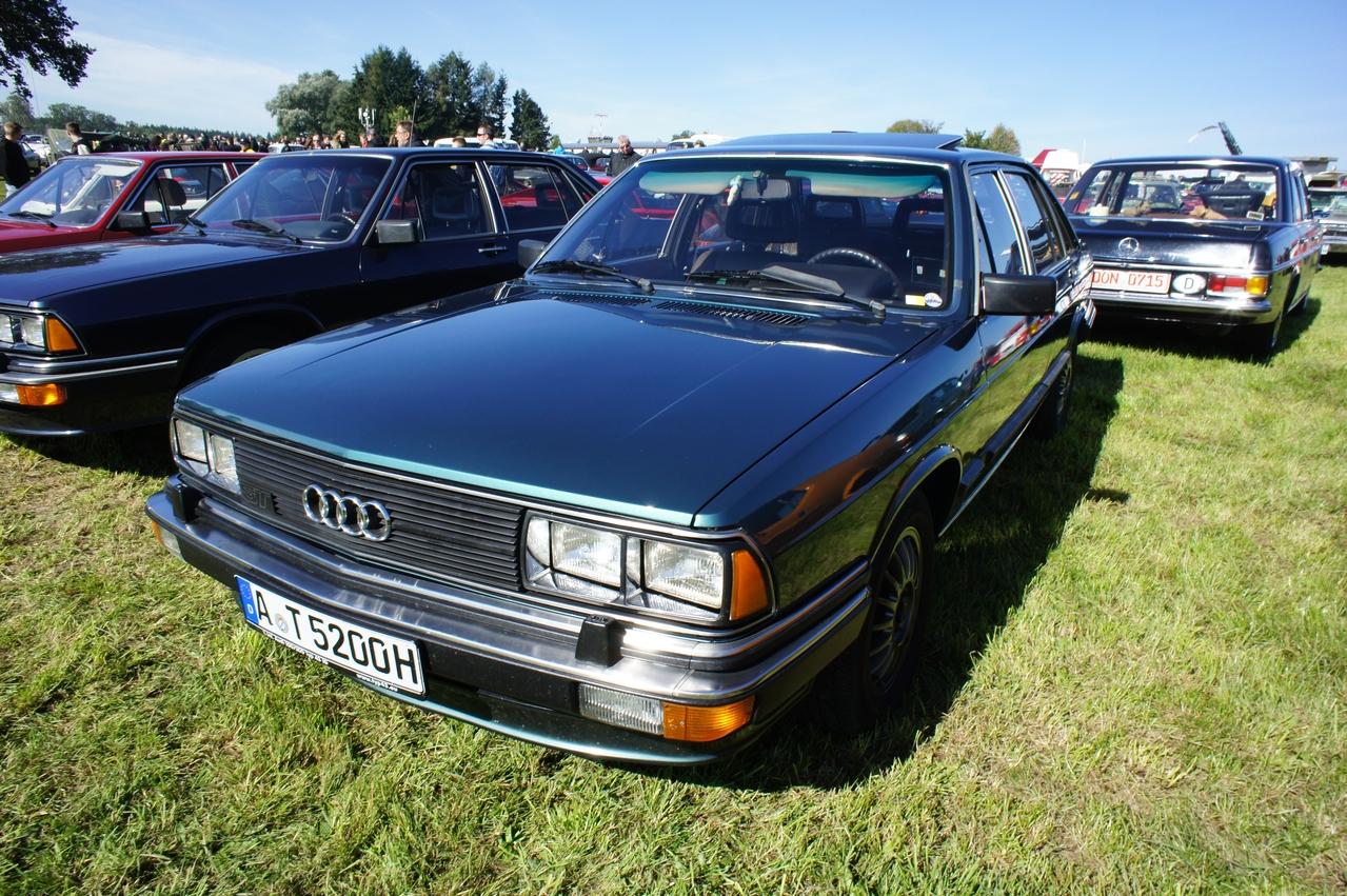 Audi 100 Typ 43 Meetings Oktober 2013 Www Audi100 De